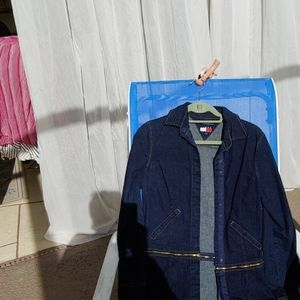 Denim Dress/ Jacket/skirt. NWOT
